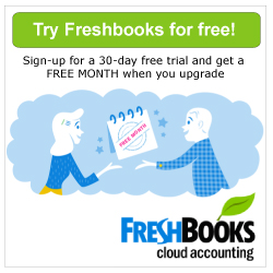 Freshbooks Cloud Accounting - Free Trial