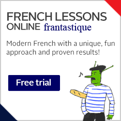 French Lessons Online with Frantastique - Free Trial