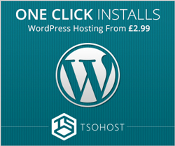 Wordpress hosting - save 10%